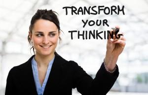 bigstock-Businesswoman-writing-a-motiva-46030921